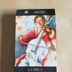 Barajas de cartas: LA SIBILA DE LOS ÁNGELES, LO SCARABEO 2003. Lote 114615831