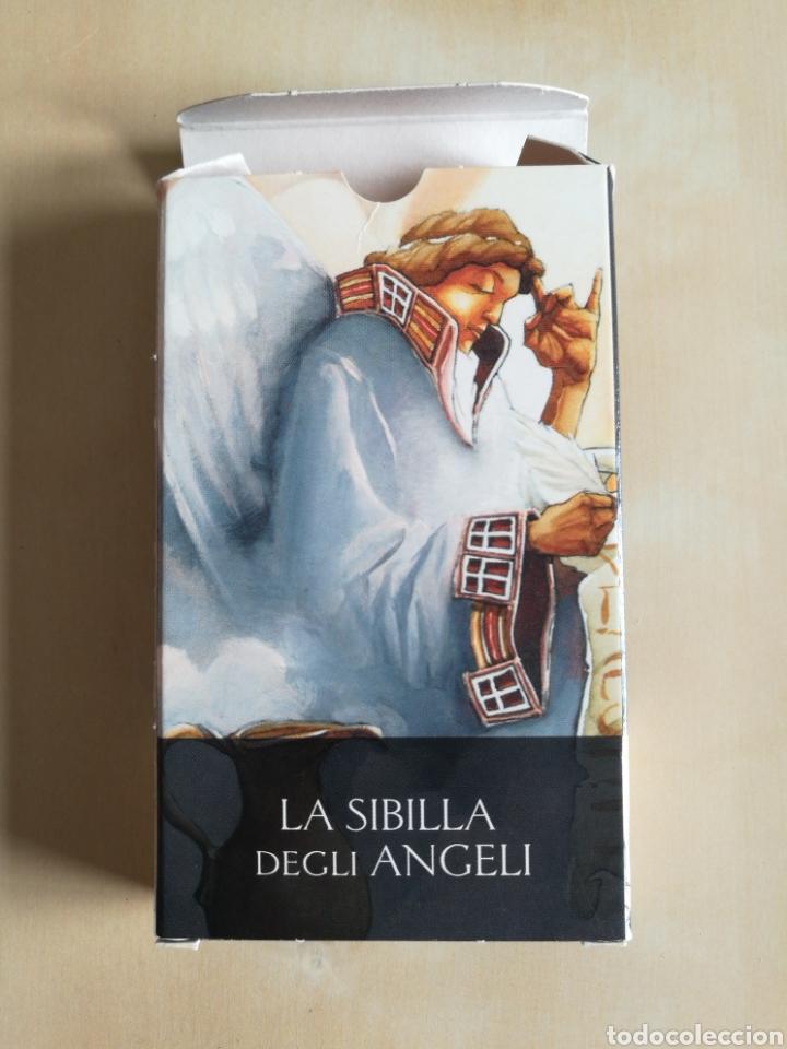 Barajas de cartas: La Sibila de los Ángeles, Lo Scarabeo 2003 - Foto 2 - 114615831