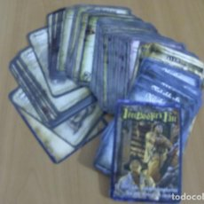 Barajas de cartas: FREEBOOTER'S FATE BARAJA COMPLETA 57 CARTAS O NAIPES MADE IN THE EU. Lote 114849407