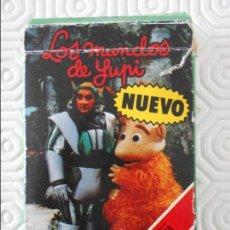 Barajas de cartas: LOS MUNDOS DE YUPI. BARAJA DE DE CARTAS DE HERACLIO FOURNIER. . Lote 115276015