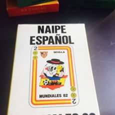 Barajas de cartas: BARAJA INFANTIL ESPAÑA 82. Lote 115449134