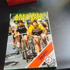 Barajas de cartas: BARAJA ASES DEL CICLISMO. Lote 115451207