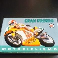 Barajas de cartas: BARAJA INFANTIL GRAN PREMIO DE MOTOCICLISMO. Lote 115454810