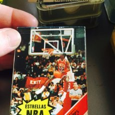 Barajas de cartas: BARAJA INFANTIL ESTRELLAS DE LA NBA. Lote 115460262