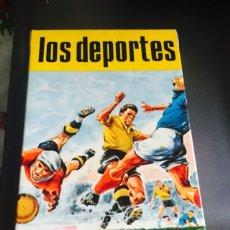 Barajas de cartas: BARAJA INFANTIL JUEGO DE LAS FAMILIAS DEPORTES. Lote 115460900