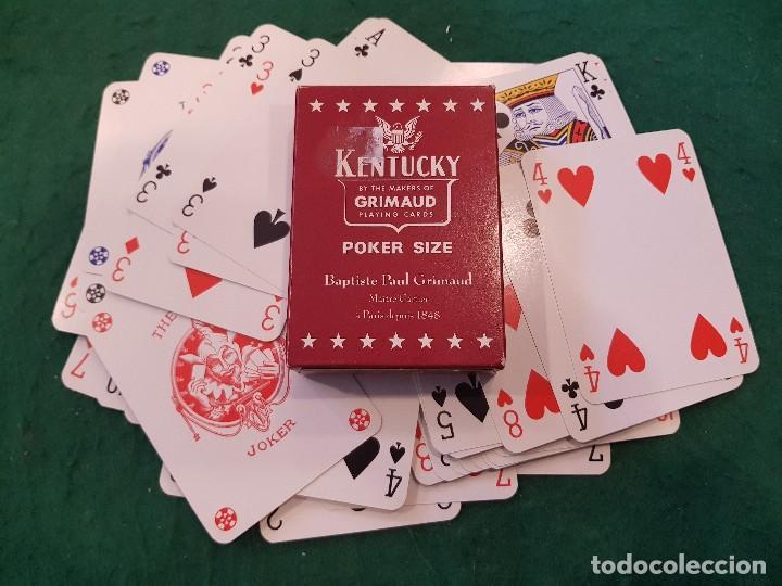 BARAJA POKER KENTUCKY - GRIMAUD (Juguetes y Juegos - Cartas y Naipes - Barajas de Póker)