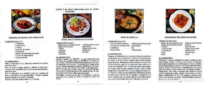 Barajas de cartas: EL JUEGO DEL RICO RICO-KARLOS ARGUIÑANO-ASEGARCE-MENÚ CON FUNDAMENTO- FOURNIER-NUEVO A DESPRECINTAR - Foto 12 - 138582464