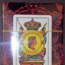 Barajas de cartas: BARAJA ESPAÑOLA ANGEL EUROPA-BARAJAS NAIPES EUROPA-A DESPRECINTAR. Lote 190556825