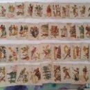 Barajas de cartas: BARAJA NAIPES CHOCOLATES EL BARCO LA GRANDE COMPLETA MUY BUEN ESTADO AÑO 1888 ORIGINAL. Lote 116254195
