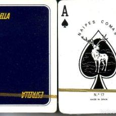 Barajas de cartas: ESTRELLA - BARAJA DE POKER. Lote 116258227