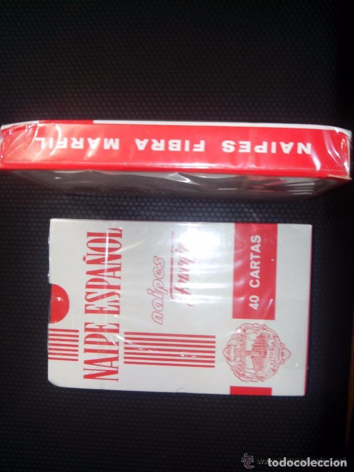 Barajas de cartas: A ESTRENAR-BARAJA ESPAÑOLA *CLUB FUTBOL REAL MADRID* (H. FOURNIER) nº 1 CUARENTA CARTAS - Foto 2 - 230612870