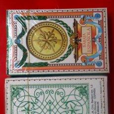 Barajas de cartas: BARAJA ESPAÑOLA DE ATOSA NUEVA A DESPRECINTAR. Lote 118100703