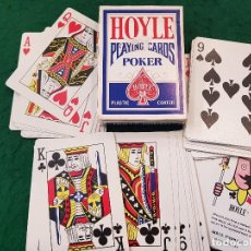 Barajas de cartas: BARAJA POKER HOYLE - MADE IN USA. Lote 116470171