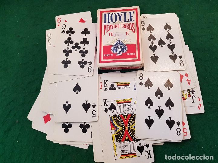 BARAJA POKER HOYLE - MADE IN USA (Juguetes y Juegos - Cartas y Naipes - Barajas de Póker)