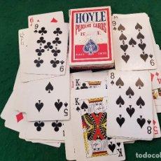 Barajas de cartas: BARAJA POKER HOYLE - MADE IN USA. Lote 116470335