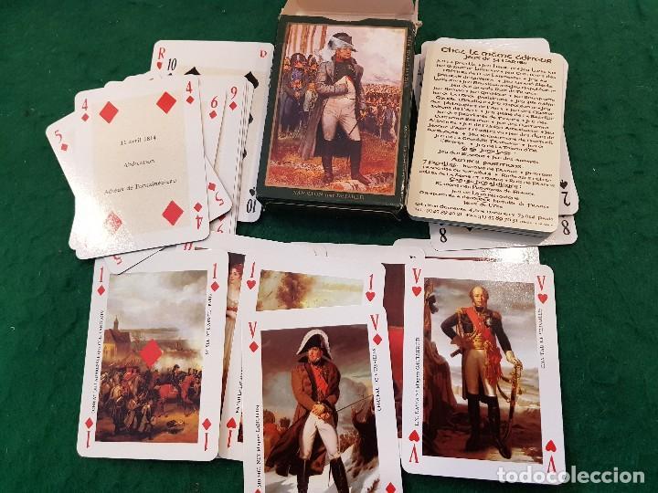 BARAJA JEU NAPOLEON 1ER - EDITIONS DUSSERRE (Juguetes y Juegos - Cartas y Naipes - Barajas de Póker)