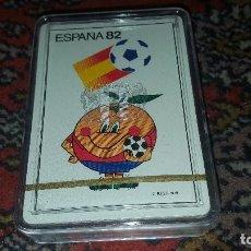 Jeux de cartes: BARAJA FUTBOL NARANJITO 82. Lote 116712755
