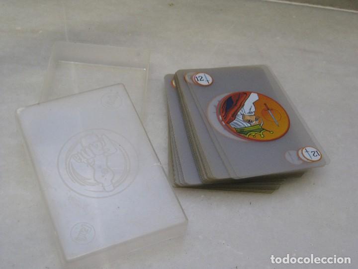 CARTAS PROMOCIONALES DE FANTA (Juguetes y Juegos - Cartas y Naipes - Otras Barajas)