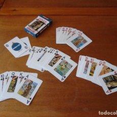 Barajas de cartas: BARAJA DE POKER REVISTA INTERVIÚ (PORTADA MARISOL) COMPLETA 54 CARTAS SIN USO (LAS MEJORES PORTADAS). Lote 116980395