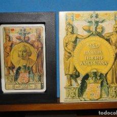 Barajas de cartas: BARAJA IBEROAMERICANA. REEDICIÓN 1979. Lote 116993991