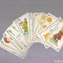 Barajas de cartas: BARAJA DE CARTAS. CINE MANUAL. COMPLETA. REVERSO GATO FELIX. MUY BUEN ESTADO. VER. Lote 117191211