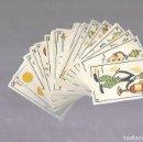 Barajas de cartas: BARAJA DE CARTAS. CINE MANUAL. COMPLETA. REVERSO GATO FELIX. MUY BUEN ESTADO. VER. Lote 117191271