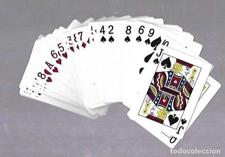 Barajas de cartas: BARAJA DE CARTAS. POKER. PUBLICIDAD STOCKMAN'S. COMPLETA. NUEVA. VER FOTOS - Foto 2 - 117193095