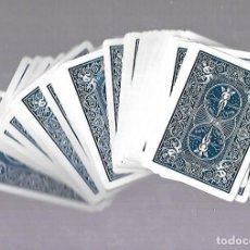 Barajas de cartas: BARAJA DE CARTAS. POKER. COMPLETA. NUEVA. VER FOTOS. Lote 117193791