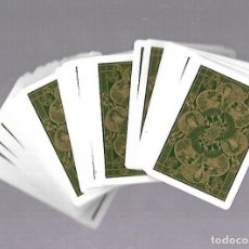 Barajas de cartas: BARAJA DE CARTAS. POKER. REVERSO DIBUJOS DE CHINAS. NUEVA. COMPLETA. VER FOTOS. Lote 117194475