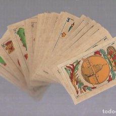 Barajas de cartas: BARAJA DE CARTAS. CAPITOLIO. COMPLETA. PERFECTO ESTADO. VER. Lote 117265147