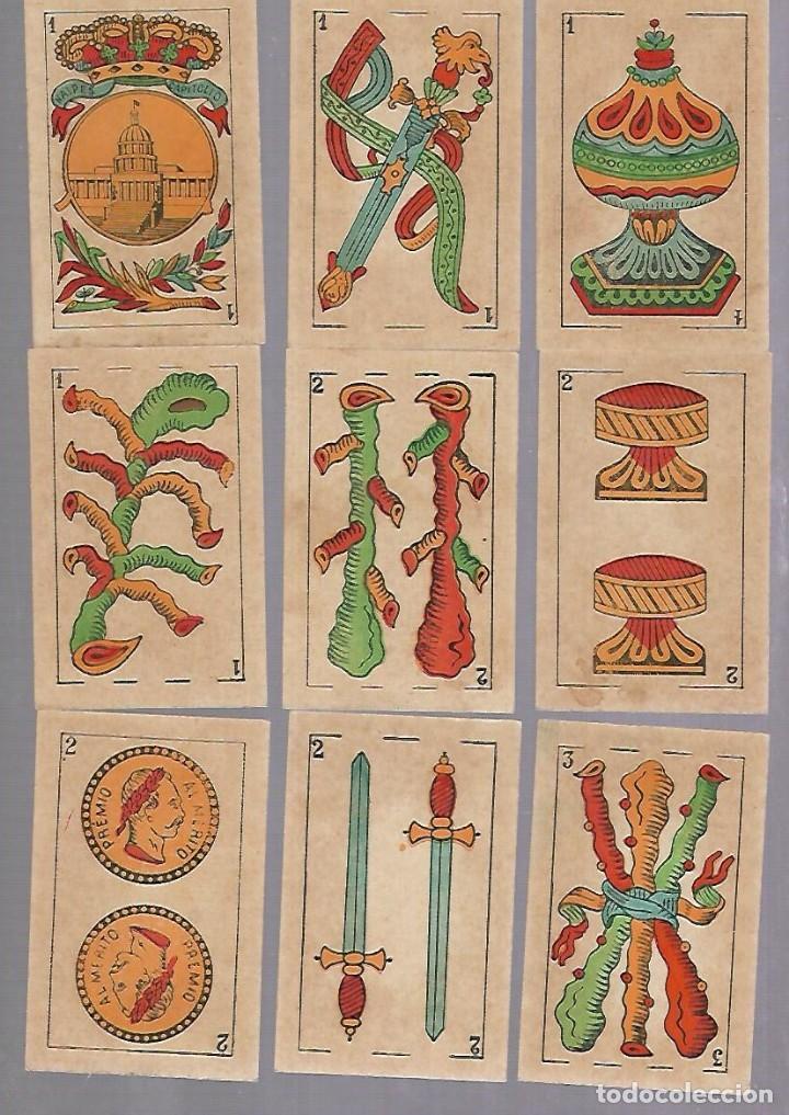 Barajas de cartas: BARAJA DE CARTAS. CAPITOLIO. COMPLETA. PERFECTO ESTADO. VER - Foto 3 - 117265147