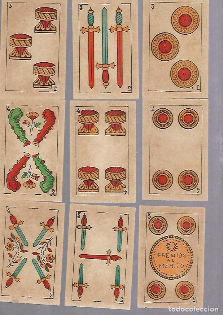 Barajas de cartas: BARAJA DE CARTAS. CAPITOLIO. COMPLETA. PERFECTO ESTADO. VER - Foto 4 - 117265147