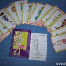 Barajas de cartas: BARAJA POLLY POCKET COMPLETA. Lote 117347695