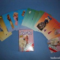 Barajas de cartas: BARAJA BARBIE COMPLETA FOURNIER. Lote 117348323