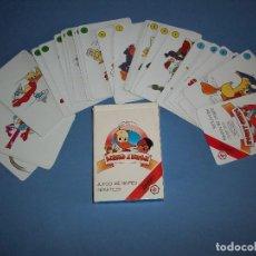 Barajas de cartas: BARAJA ALFRED J.KWAK COMPLETA FOURNIER. Lote 117349203