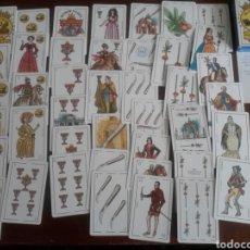 Barajas de cartas: BARAJA DE CARTAS HISTORICA DE MADRID NUMERADA. Lote 117729076