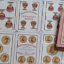 Barajas de cartas: BARAJA ESPAÑOLA DE NAIPE. INFANTIL. HIJA DE FOURNIER. COMPLETA. Lote 118018787