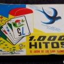Barajas de cartas: BARAJA FOURNIER 1000 HITOS HERACLIO FOURNIER AÑOS 60. Lote 118070118