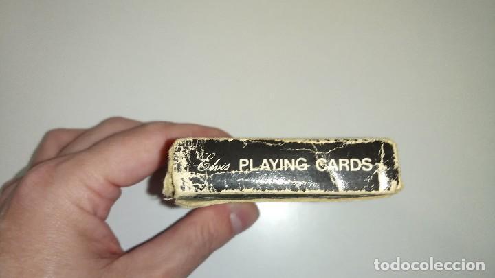 Barajas de cartas: BARAJA DE CARTAS ANTIGUA DE ELVIS PRESLEY - RARA - Foto 4 - 118236287