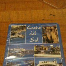 Barajas de cartas: BARAJA DE CARTAS DE POKER RECUERDO DE COSTA DEL SOL. Lote 118478786