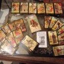Barajas de cartas: BARAJA CARTAS DE TAROT LOS SCARABEO NAIPES ORACULO DE LA GITANA ABRE LAS PUERTAS A LA FORTUNA. Lote 118654255