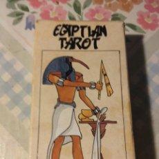 Barajas de cartas: BARAJA TAROT EGIPCIO FOURNIER,COMPLETA.. Lote 118890738