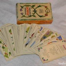 Barajas de cartas: VINTAGE - BARAJA TAROT ESPAÑOL FOURNIER - 78 CARTAS - 1978 - BILINGÜE - EN CAJA - MADE IN SPAIN. Lote 118942963