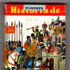 Barajas de cartas: BARAJA DE CARTAS JUEGO DE FAMILIAS HISTORIA DE ESPAÑA. FOURNIER. AÑO 1964. Lote 119083544