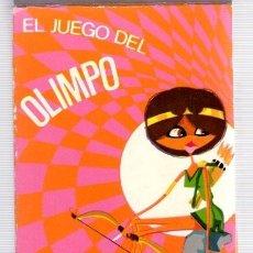 Barajas de cartas: BARAJA DE CARTAS EL JUEGO DEL OLIMPO. FOURNIER. AÑO 1964. 40 CARTAS. COMPLETA. Lote 119084506