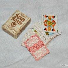 Barajas de cartas: ANTIGUO Y VINTAGE - MINI BARAJA CARTAS - AÑOS 30 / 40 - YRAMOS ZIGARETTEN - SPIEL KARTE - HAZ OFER. Lote 119191071
