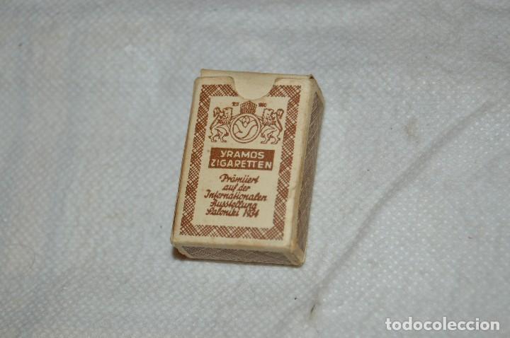 Barajas de cartas: ANTIGUO Y VINTAGE - MINI BARAJA CARTAS - AÑOS 30 / 40 - YRAMOS ZIGARETTEN - SPIEL KARTE - HAZ OFER - Foto 4 - 119191071