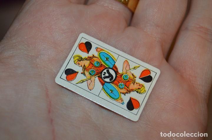 Barajas de cartas: ANTIGUO Y VINTAGE - MINI BARAJA CARTAS - AÑOS 30 / 40 - YRAMOS ZIGARETTEN - SPIEL KARTE - HAZ OFER - Foto 5 - 119191071