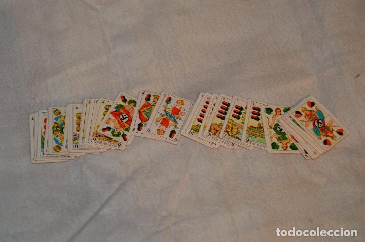 Barajas de cartas: ANTIGUO Y VINTAGE - MINI BARAJA CARTAS - AÑOS 30 / 40 - YRAMOS ZIGARETTEN - SPIEL KARTE - HAZ OFER - Foto 7 - 119191071