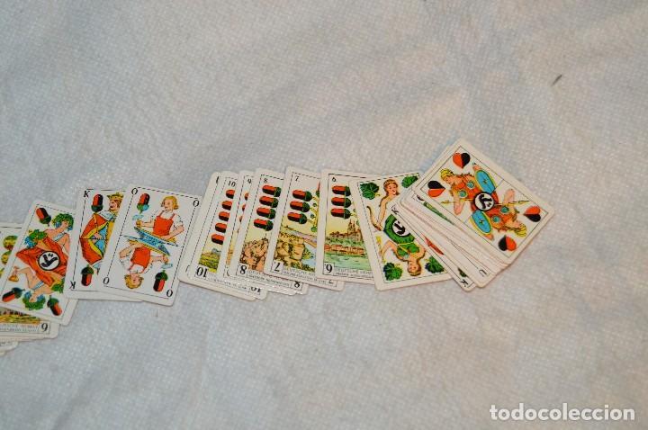 Barajas de cartas: ANTIGUO Y VINTAGE - MINI BARAJA CARTAS - AÑOS 30 / 40 - YRAMOS ZIGARETTEN - SPIEL KARTE - HAZ OFER - Foto 9 - 119191071